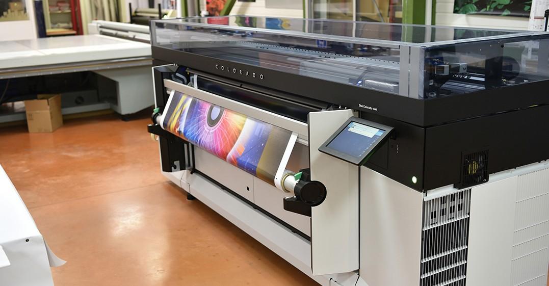 Les techniques d'impression numérique grand format